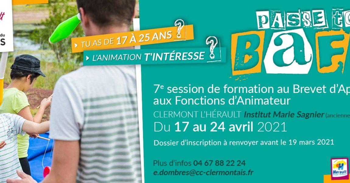 Passe ton BAFA à Clermont l'Hérault